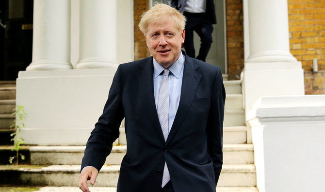 Johnson builds momentum in UK PM race