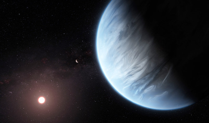 Scientists Discover New Planet With Water