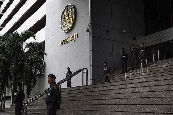Thai judge shoots himself in court after railing at justice system