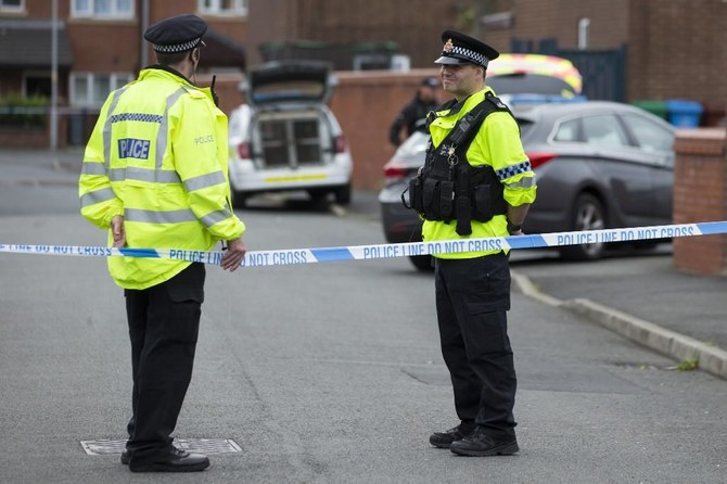 UK police say 39 bodies found in truck container