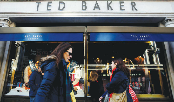 Ted Baker bosses resign from crisis-hit fashion brand