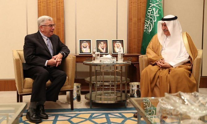 John Abizaid on Saudi-US ties: 'We have a good marriage'