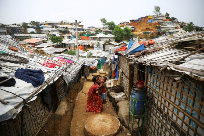 Rohingya refugee camps braced for coronavirus