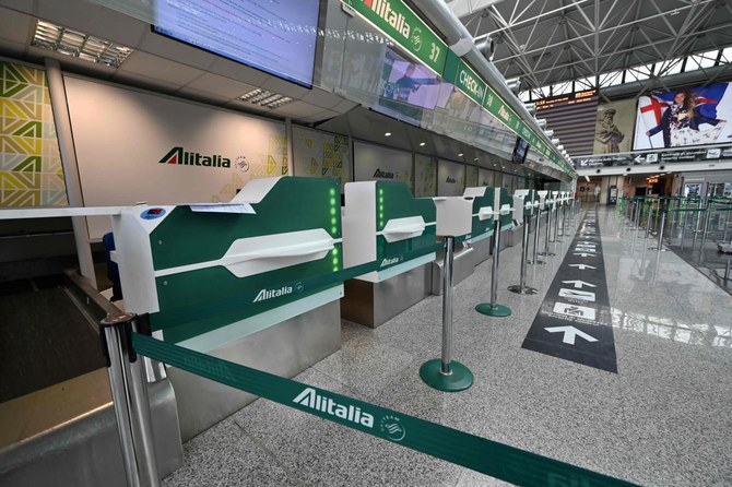 Italy to re-nationalize Alitalia in response to virus