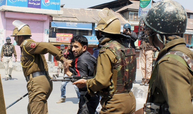 'Normalcy' in Kashmir will be 'peace of the graveyard'