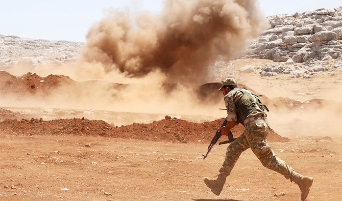 Lebanese border town sounds alarm over Syrian 'takeover'
