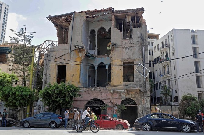 Cash for chaos as brokers swoop in on battered Beirut after blast