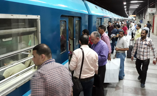 Egypt signs 15-year contract with French metro line operator RATP Dev