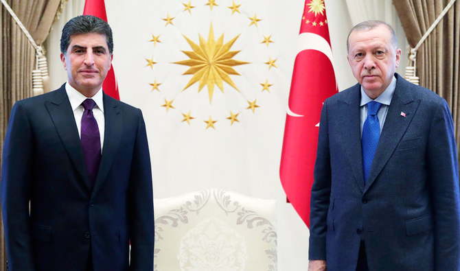 Timing of Barzani's visit to Turkey is telling, experts say
