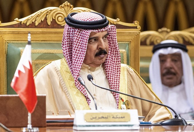 King Hamad: Bahrain committed to independent Palestinian state