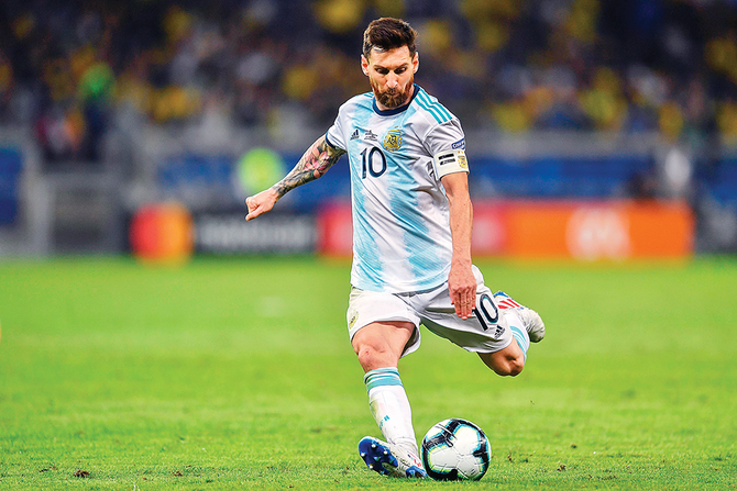 Messi, Neymar aim for World Cup qualifying amid pandemic