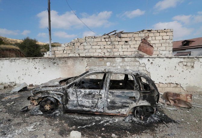 Nagorno-Karabakh ceasefire hopes sink as death toll rises