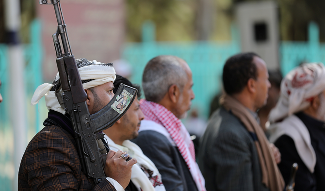 Houthis give green light for UN team to access decaying oil tanker