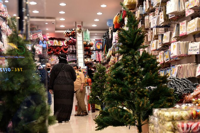 Christians in Saudi Arabia observe Christmas in new season of religious tolerance
