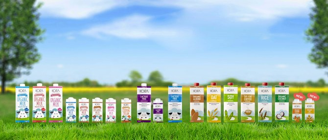 Dairy and plant-based drink company Koita Foods saw a 350 percent rise in online sales last year. (Supplied)