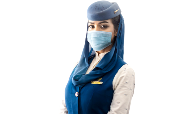Saudi Arabian Airlines bags Diamond status for health safety