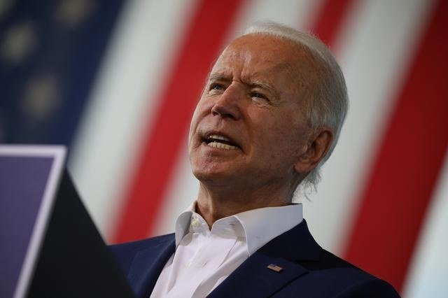 Market traders ready to ride 'Biden bounce'