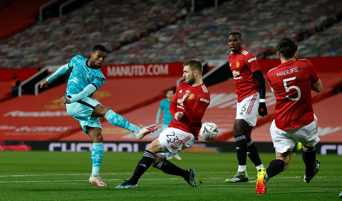 Man Utd get better of Liverpool in five-goal thriller