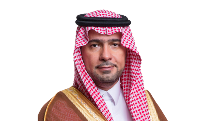Majid Al-Hogail, head of KSA's newly formed Ministry of Municipal and Rural Affairs and Housing