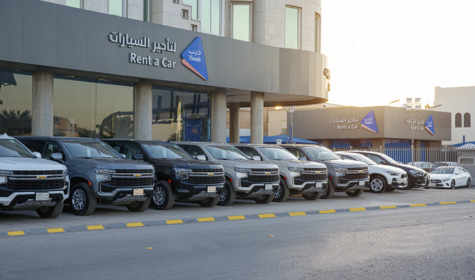 Theeb boosts rental fleet with 1,700 new cars, including 2021 models