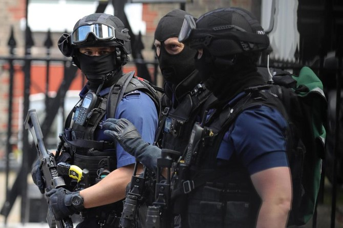 UK's official terror threat level lowered to 'substantial'