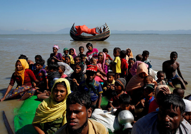 UN: Boat with Rohingya refugees adrift without food, water