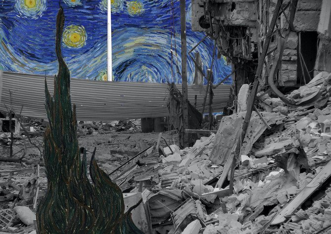 Syrian artist Tammam Azzam: 'To be an artist is an endless dream'
