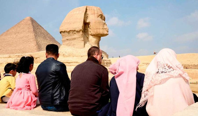 Egypt's tourism 'will return to  pre-COVID-19 levels by fall 2022'