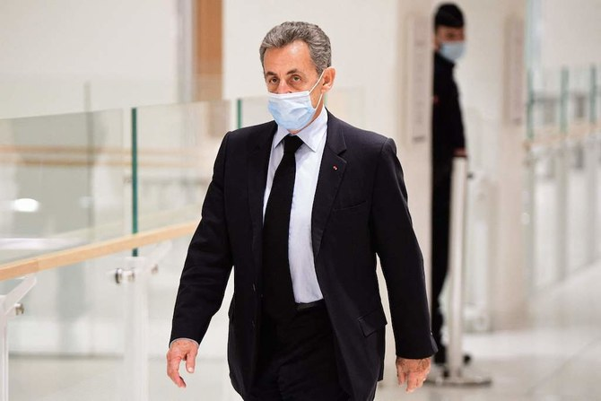 French ex-president Sarkozy handed jail term for corruption