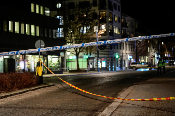 Sweden attacker identified as 22-year-old Afghan