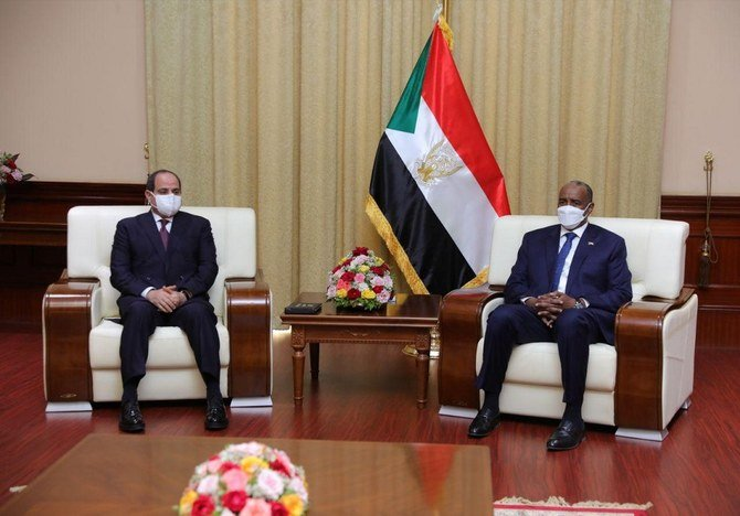 Dam discussion deadlock requires coordination, say Egyptian and Sudanese leaders