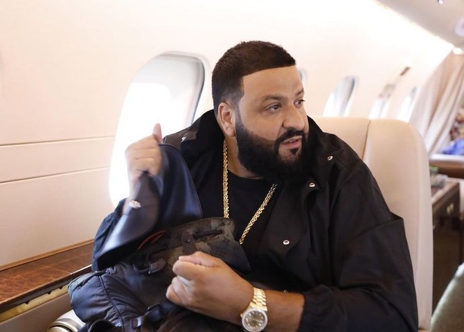 DJ Khaled gets candid about extreme fear of flying in video shot before takeoff