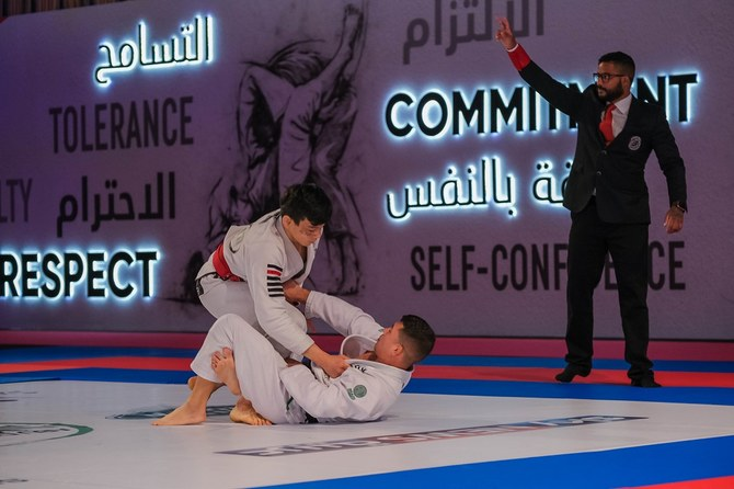 World's finest jiu-jitsu fighters land in Abu Dhabi after a challenging year