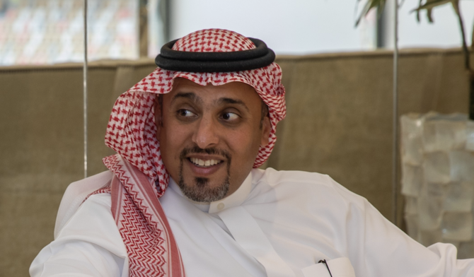 Prince Khaled bin Sultan Al-Abdullah Al-Faisal, chairman of the Saudi Automobile and Motorcycle Federation (SAMF). (Supplied)