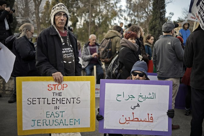 Anger in East Jerusalem as settlers occupy homes