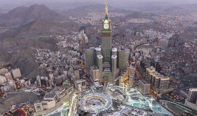 Renovation projects underway in Makkah
