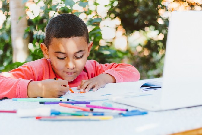 World Art Day: How creativity can add a little color to your child's life – and help development