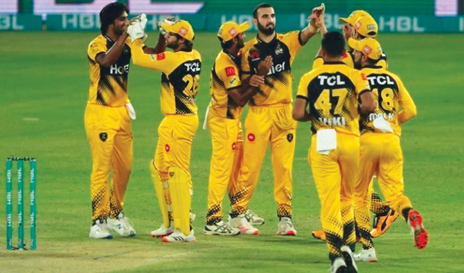 Peshawar Zalmi excited to be 'first team from Pakistan' to play in Saudi Arabia