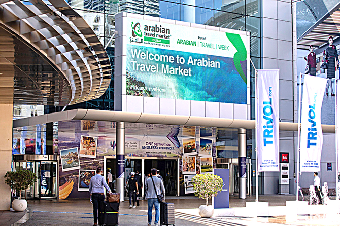 Tourism expo ATM 2021 to host 60 countries in Dubai