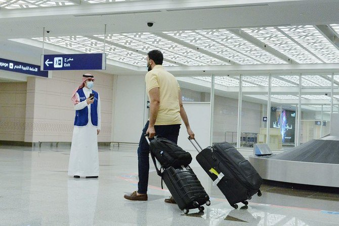 Saudi airports ready to welcome vaccinated passengers