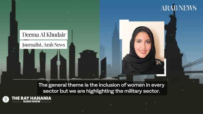 Saudi journalist experiences empowerment of women as observer and participant