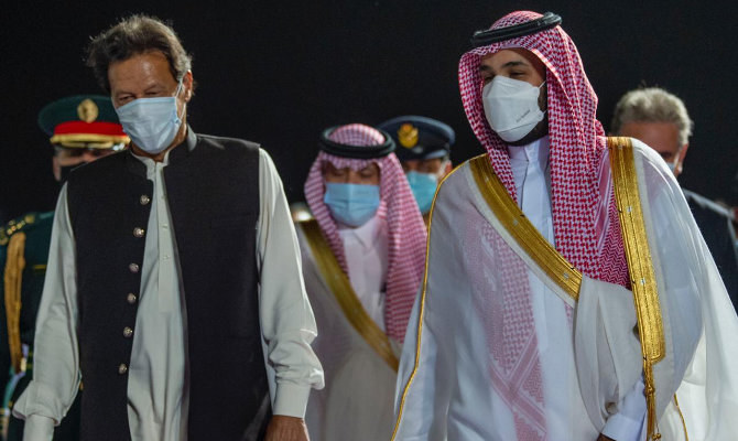 Opportunities for mutual benefit beckon as Pakistan PM Imran Khan begins Saudi Arabia visit