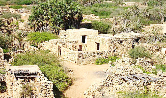 Farasani people find summer solace in ancient Saudi getaway