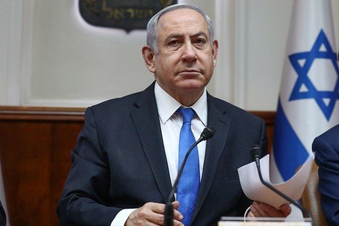Netanyahu says Israel firmly rejects pressure not to build in Jerusalem