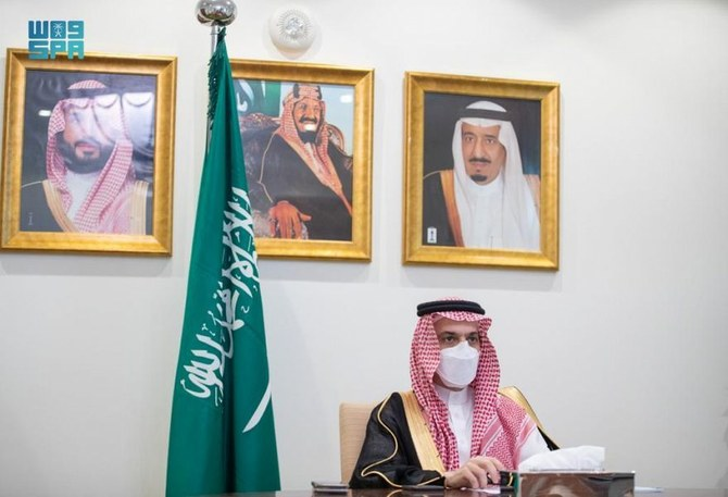 Saudi foreign minister condemns Israel over Palestinian evictions, Al-Aqsa Mosque violations