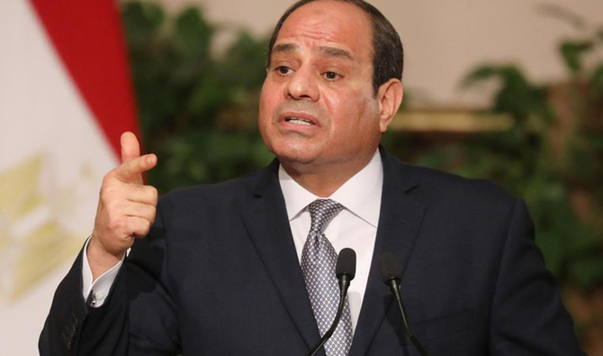 El-Sisi: Egypt's water rights 'will not be violated'