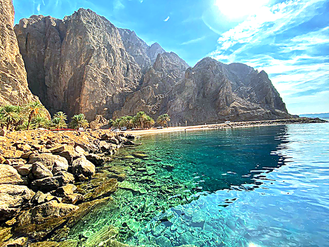 ThePlace: Tayeb Al-Ism, one of Saudi Arabia's most stunning natural attractions