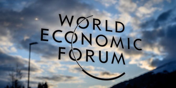 WEF had already pushed back its special meeting in Singapore, initially scheduled for mid-May, following the announcement last year it was moving from its usual home in the Swiss Alps due to the pandemic situation in Europe. (AFP)
