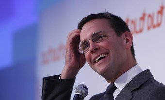 James Murdoch Wins Backing Of Sky Shareholders To Stay As Chairman