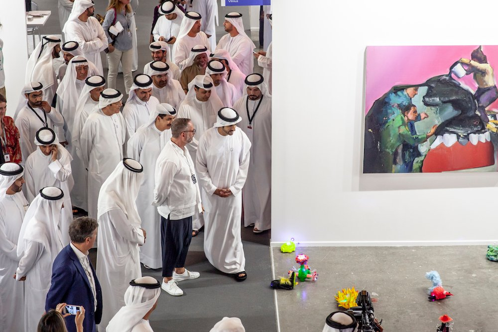How artists in coronavirus-hit Middle East found strength in solidarity
